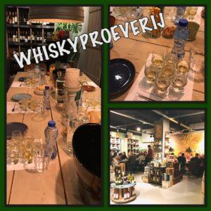 Whiskyproeverij Ridderkerk